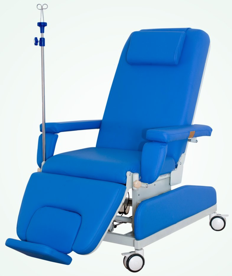 Manual Blood Donor - Dialysis Chair